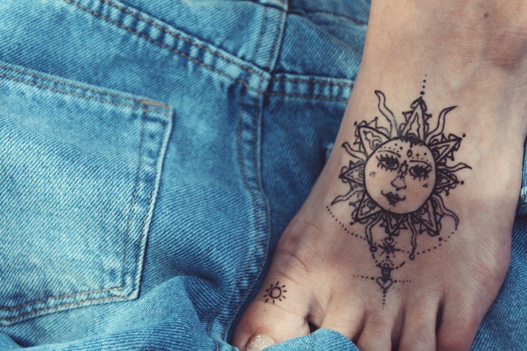 Henna Tattoos Meine Erfahrungen Und Kleinen Kunstwerke Von