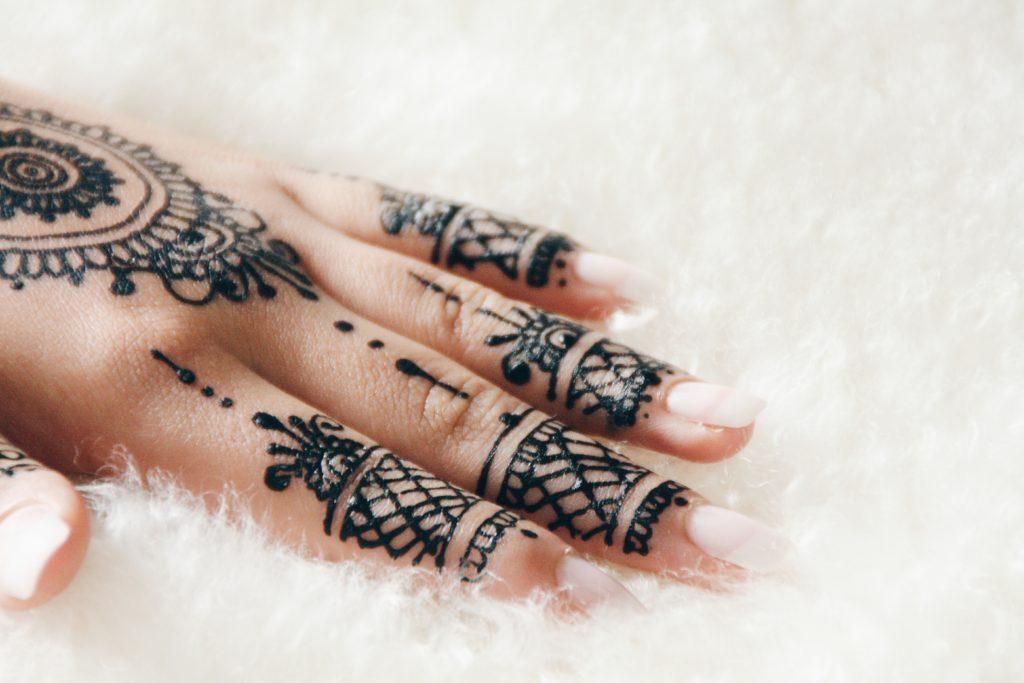 Henna Tattoo Schwarz Allergie: Meine Erfahrungen Und Kleinen Kunstwerke